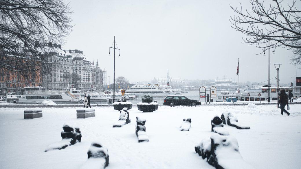 Snön är kommen – dags att skotta!